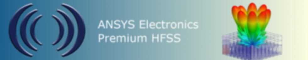 ANSYS Electronics Premium HFSS