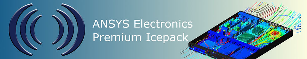 ANSYS Electronics Premium Icepack