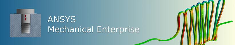 ANSYS Mechanical Enterprise