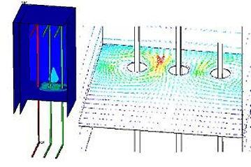 blindage electromagnetique
