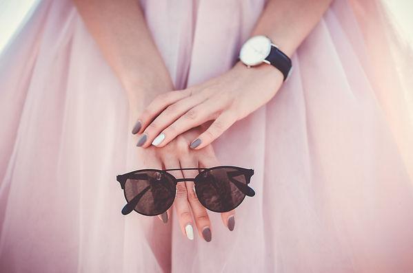 Mode i lyserød