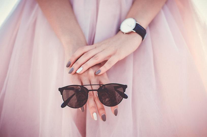 핑크 패션