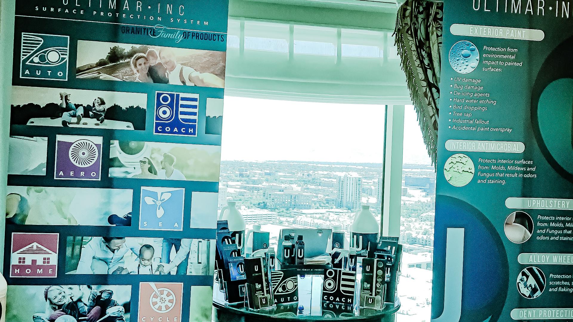 Ultimar Inc - Trade Show Private Suite