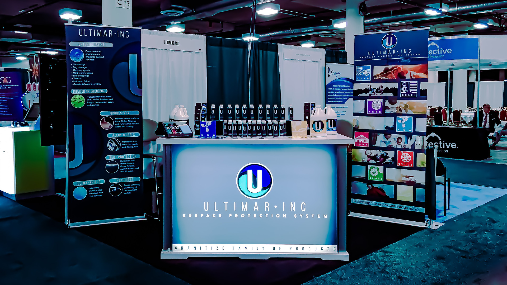Ultimar Inc - Trade Show Booth (Small)