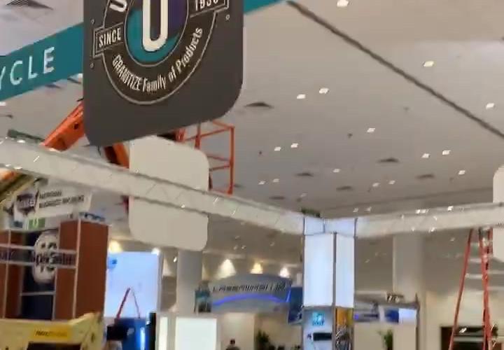 Ultimar Inc - Trade Show Booth Setup (Large)