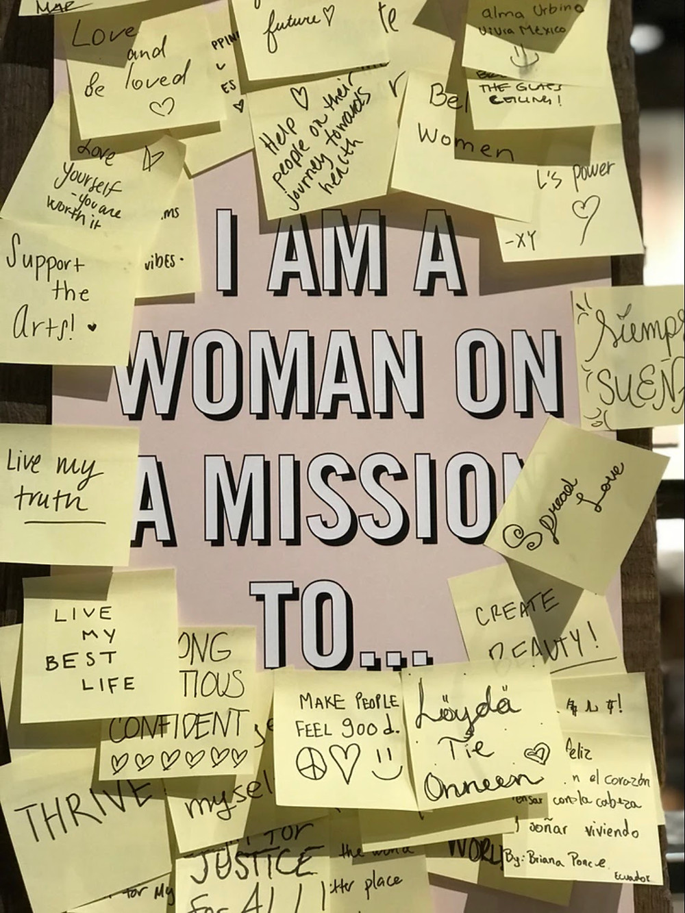 """The Jaguar Times wishes every """"Woman on a Mission"""" a happy Women's History Month! Photo by Valentina Conde on Unsplash."""