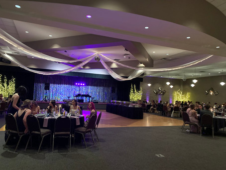 Bradley hosts a fun, in-person prom for students after a pandemic school year