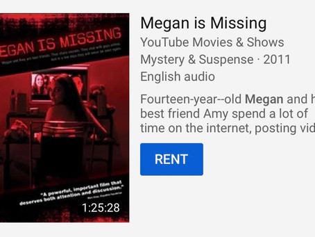A spark in viewings on the movie Megan is Missing causes a rise in questions on whether it promotes