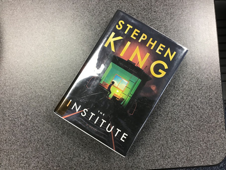 Stephen King's novel The Institute is a must-read