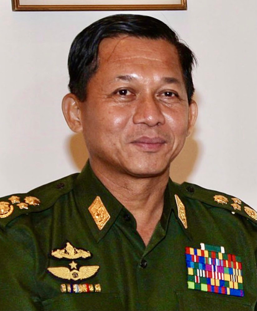 On February 1st 2021 a military coup d'etat (which is defined as a sudden, violent, and illegal seizure of power from a government) was launched by the loser of the Myanmar national elections, Senior General Min Aung Hlaing.