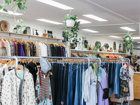 Thrifting gains popularity, teenagers find cheap, fun clothing