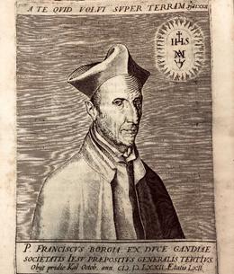 St Francis Borgia SJ