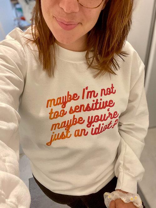 Sensitive Sweater
