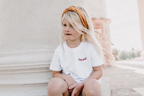besticktes Shirt Kids