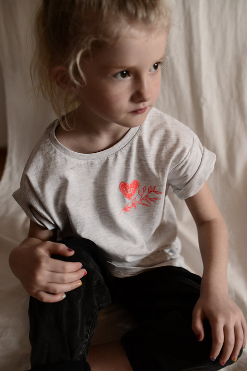 Kids Shirt heart