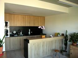 Kuchyň PRAHA - celkový pohled