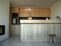 Kuchyň PRAHA - přední pohled