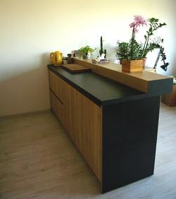 Kuchyň PRAHA - pult