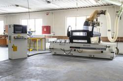 Vrtací a frézovací CNC