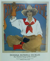 Timeless Image of the Cowgirl