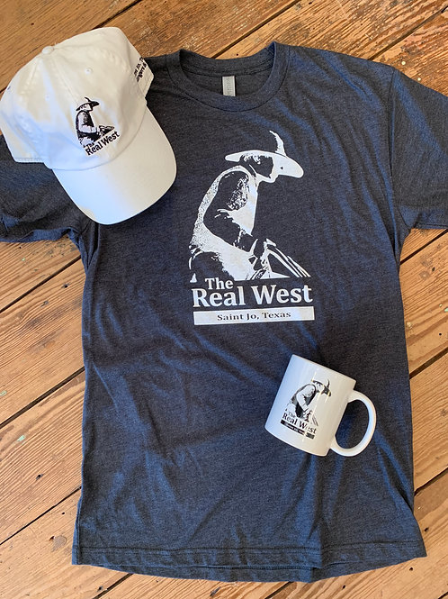 "Official ""The Real West"" T-Shirt"