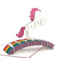 Lovepop: Unicorn Popup Card