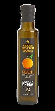 Texas Olive Ranch, Peach Balsamic Vinegar