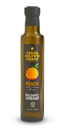 Texas Olive Ranch, Peach Balsamic Vinegar