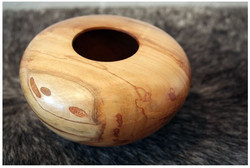 Spotted Maple Bowl