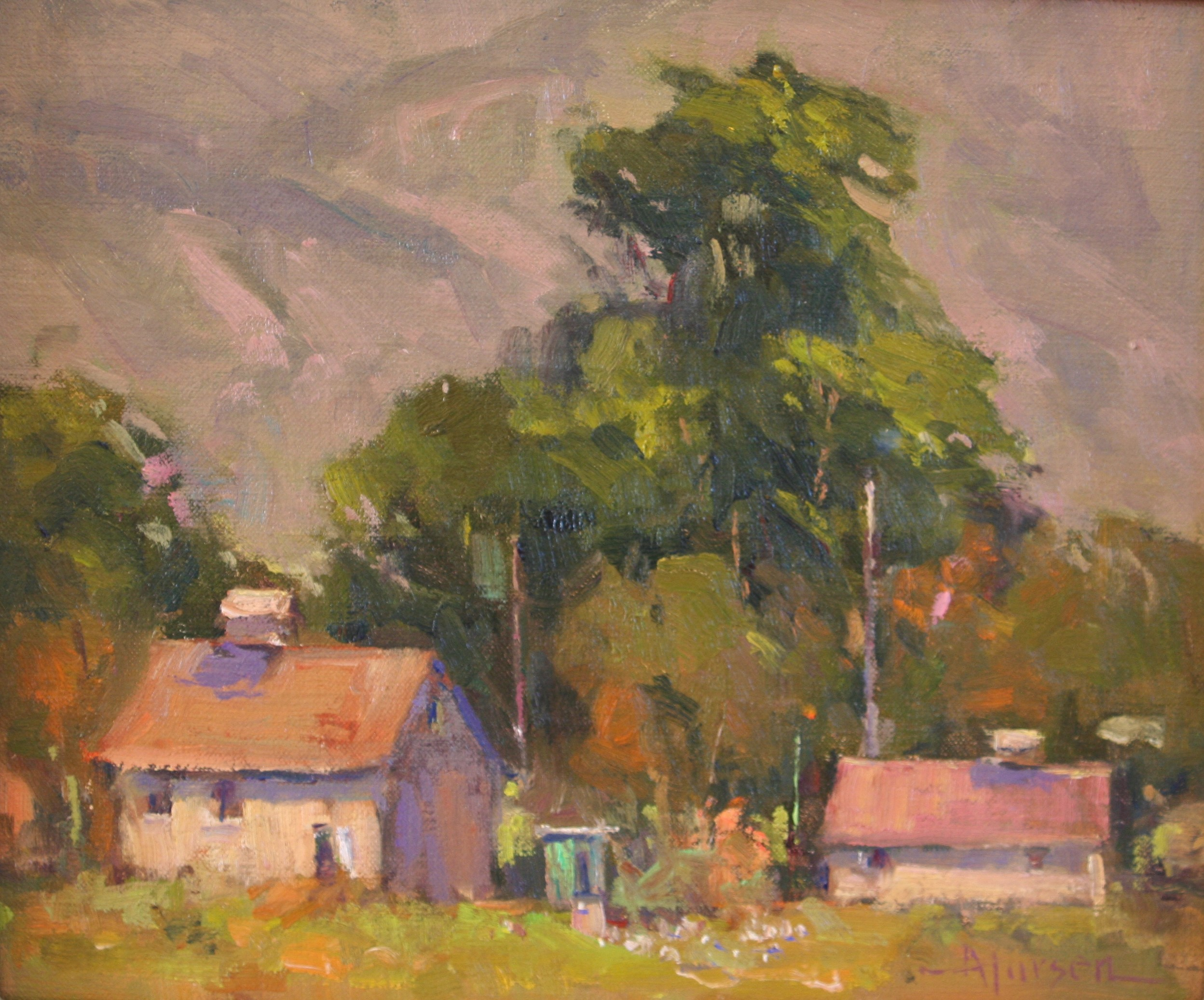 """Valley Farm"""