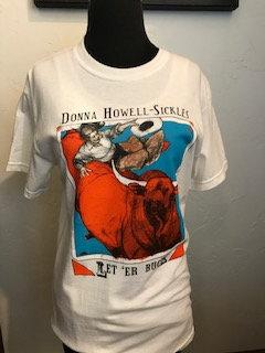 """Red Bull """"Let Er Buck"""" T-Shirt"""
