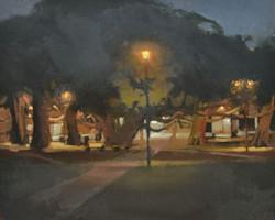 Banyan at Night