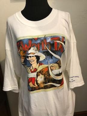 Ft Worth TX T-Shirt