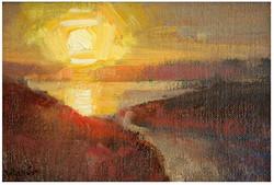 Sunset Over Beaver Lake