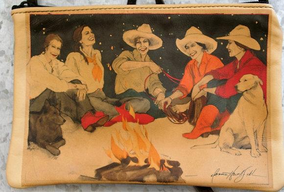 "Purse, ""Campfire Girls"" (Horizontal)"