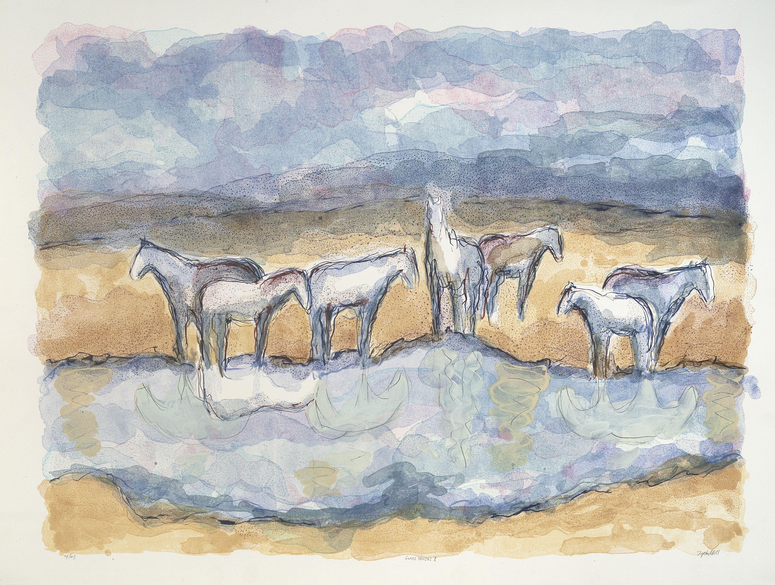 Ennis Horses l