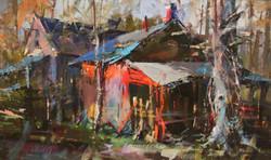 Kaleidoscopic Barn