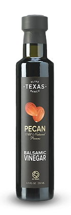Texas Olive Ranch Pecan Infused Red Balsamic Vinegar