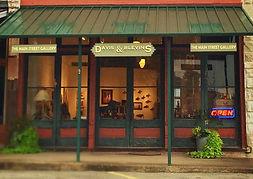 Davis & Blevins original storefront