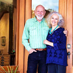 Gallery Owners John and Donna Sickles