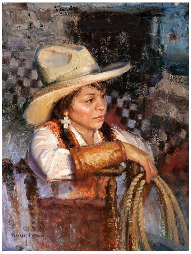 Tucumcari Cowgirl