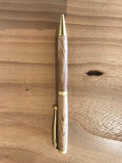 East Indian Rosewood Slimline Twist
