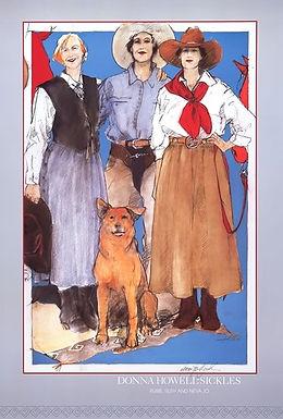 Rubie, Ruth and Neva Jo