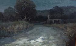 Moonlit Crossroads