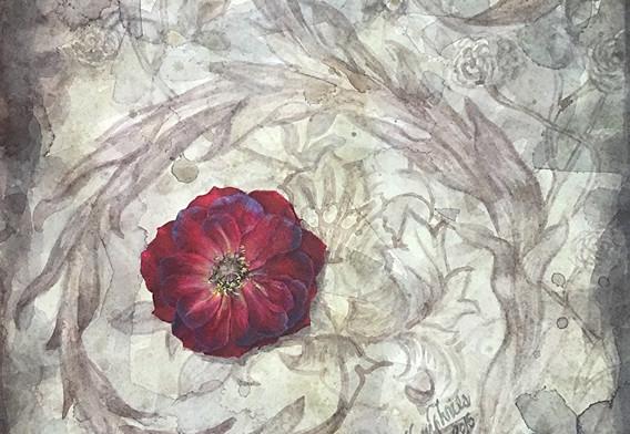 Tulip Chintz & Rose