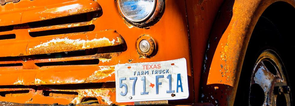 Texas Farm Truck