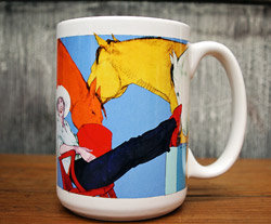 """""""Another Busy Day"""", Mug"""