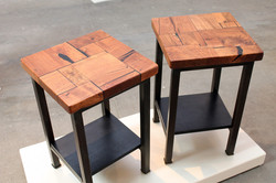 Above the Breaks End Tables I & II
