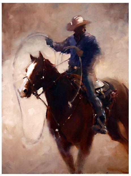 Pendleton Cowboy I