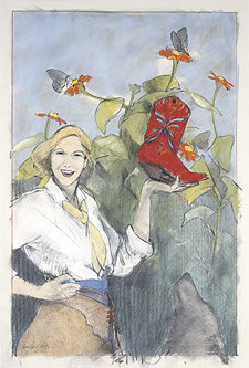 """Butterfly Boots III"""